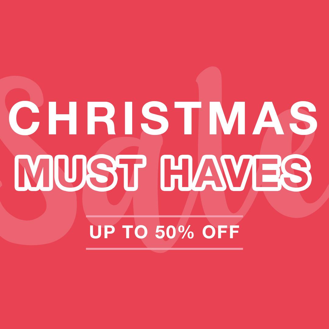 Last Minute Christmas Must Haves Sale