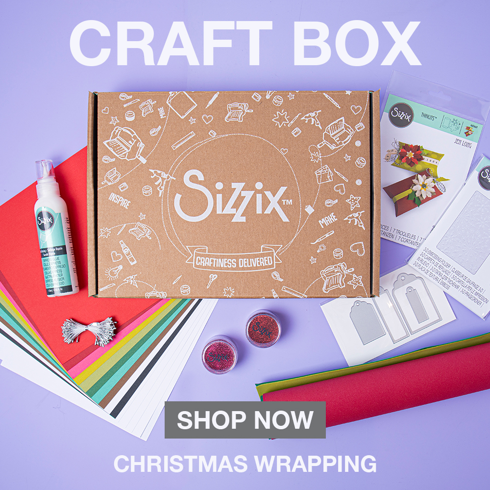 All wrapped up Craft Box