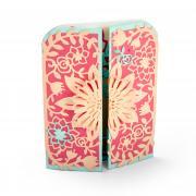 Flip and Fold Flowers Gatefold Card