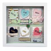 Valentine Shadow Box