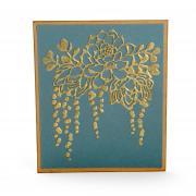Elegant Succulents Card