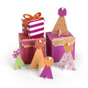 Party Hat Gift Toppers