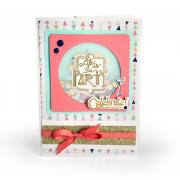 Life Is a Party Shaker Card