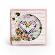 Love Birds Shaker Card