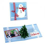 Believe Tree Pop-Up Card