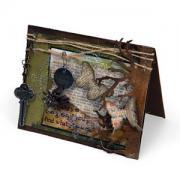 Butterfly & Twigs Card