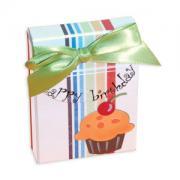 Happy Birthday Cupcake Box