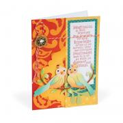 Imagination Love Birds Card