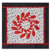 Festive Feathering Wall Hanging