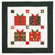 Holiday Treasures Wall Hanging