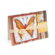 Festive Butterfly Card