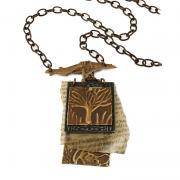 Tree of Life Story Necklace