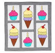 Sweet Treats Wall Hanging