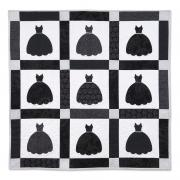 Little Black Dresses Quilt
