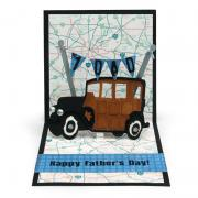 Pop-up 2torial: Father's Day Card