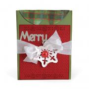 Merry Card with Flap