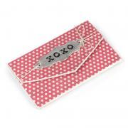 XOXO Gift Card Folder