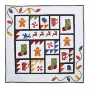 Old-Fashioned Christmas Quilt