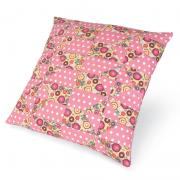 Trapezoid Pinwheels Pillow