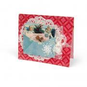 Carte Postale Winter Card