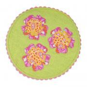 Floral Table Mat