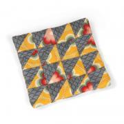 Half-Square Triangles Coaster
