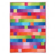 Rainbow Sherbet Quilt