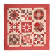 Josephine's French Wedding Sampler Quilt