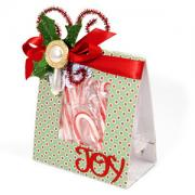 Easel Frame Joy Treat Bag