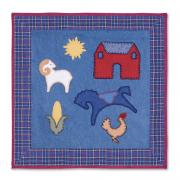 Barnyard Friends Wall Hanging