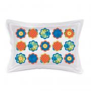 Floral Garden Pillowcase