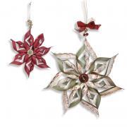 Snowflake Ornaments #3