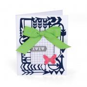 XOXO Arrows Card #2