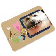 I Love My Pet Journal Card