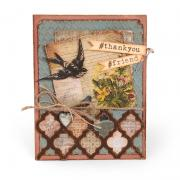 #Thank You Friend Card