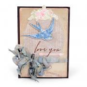 Love You Bird Card