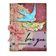 Love You Bird Card #2
