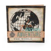 Explore. Discover. Adventure. Card