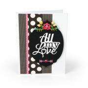 All My Love Card