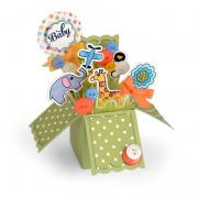 Welcome Baby Card in a Box
