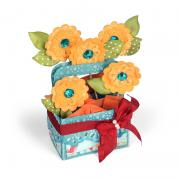 Flower Basket Card in a Box