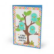 A Little Birdie Told Me Card #2