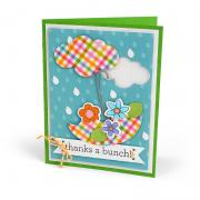 Spring Showers Bring May Flowers Card