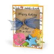 Happy Birthday Sea Life Card