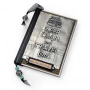 Keep Calm and Travel On Journal