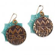 Navajo Filigree Earrings