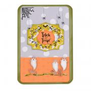 Trick or Treat Card #3