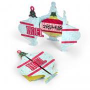 Noel Ornament Fold-a-Long Card