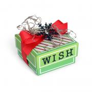 Snowflake Wish Gift Box