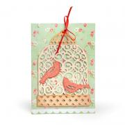Birdcage Card #2